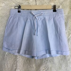 Old Navy Shorts - OLD NAVY BLUE DRAWSTRING SHORTS